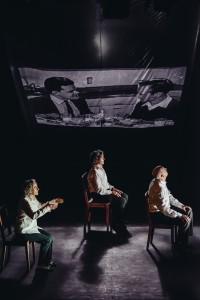 1 Día, obra de Cambaleo Teatro en el Teatro de la Estación