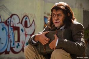 Informe para una Academia. Actor y Director- Javier Arnas