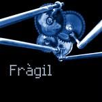 cartel fragil