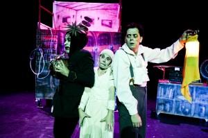 "Imagen de ""Frankistiina"" de Bambalúa Teatro"