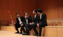 <i>7 de noviembre</i> <br> <b>Parábolas al Viento</b><br> Ausin Ensemble<br>CONCIERTO