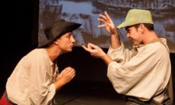 <i>22 y 23 de noviembre</i> <br> <b>Cervantes en el Tiempo</b><br>Carme Teatre<br>TEATRO