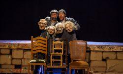 <i>9 y 10 de enero (18h)</i><br><b>Juego de sillas</b><br>Cal Teatre<br>TEATRO FAMILIAR<br>(a partir de 5 años)