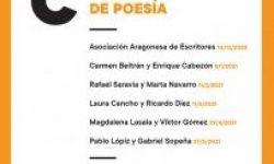 <i>11 de febrero (19h) </i><br><b>Jueves de Poesía </b><br>Cultura USJ <br>POESÍA