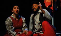 <i> 26 de octubre </i> </br><b> La Mayor Flor y otras historias según José </b><br> Teatro Art'Imagem (Portugal) <br> TEATRO – CIRCUITO IBÉRICO DE ARTES ESCÉNICAS