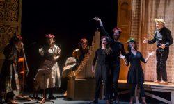 <i> 16 de diciembre </i><br><b> Comedia Aquilana </b><br>Nao D'Amores/Cía. Nacional de Teatro Clásico </b><br> TEATRO CLÁSICO