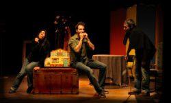 <i> 9 y 10 de diciembre </i><b><br>Hansel y Gretel </b><br>Higiénico Papel Teatro <br> TEATRO INFANTIL