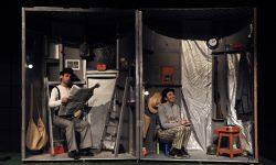 <i>Del 4 al 8 de mayo</i><b><br>Dos en Conserva</b><br>Tranvía Teatro<br>TEATRO