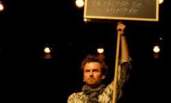 <i>Del 31 de octubre al 2 de noviembre</i><b><br>Malentendido Rousseau </b><br>Carme Teatre<br>TEATRO