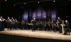 <i>4 de diciembre</i><b><br>Ensemble de saxofones</b><br>Csma<br>CONCIERTO – MÚSICA CLÁSICA