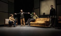 <i>17 y 18 de octubre</i> <br> <b>Fraude</b><br> Sudhum Teatro<br>TEATRO