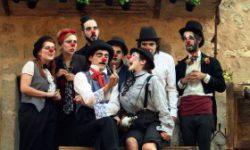 <i>30 de abril y 1 de mayo </i><b><br>La tragiClownmedia de Romeo y Julieta </b><br> The Clever People Company <br>TEATRO-COMEDIA-CLOWN