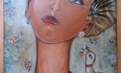 <i>4 de mayo</i> <br> <b>Lo que miran las mujeres</b><br>Exposición Ángel Arruga<br>Pintura-Exposición