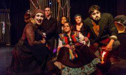 <i>6 y 7 de mayo</i> <br> <b>Peer Gynt, el Gran Monarca </b><br> Tejido Abierto Teatro<br>Teatro