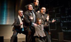 <i>12 y 13 de noviembre</i> <br> <b>El Aumento </b><br>Estudi Zero Teatre<br>TEATRO-COMEDIA