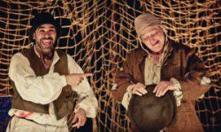 <i>3 y 4 de diciembre</i> <br> <b>El Pícaro Ruzante o más vale un queso que cien gusanos</b><br>Teatro Guirigai/A Companhia de Teatro do Algarve<br>TEATRO -COMEDIA