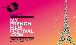 <i> Del 23 de enero al 6 de febrero </i> <b> <br>My French Film Festival </b> <br> CINE