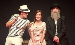 <i>23 y 24 de marzo </i><br><b>Diálogo de Sombras </b><br> de Rafael Campos </b><br> Cía. Tranvía Teatro <br>TEATRO DE CERCA (TEATRO PRINCIPAL) </br>APLAZADO<br>