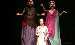 <i>25, 26 y 27 de marzo </i><br><b>De donde nace la Farsa </b><br> de Rafael Campos </b><br> Cía. Tranvía Teatro <br>TEATRO DE CERCA (TEATRO PRINCIPAL) </br>APLAZADO<br>
