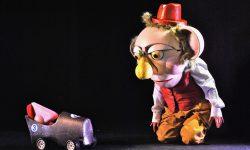 <i>29 y 30 de mayo (18h) </i><br><b>El Abrigo de Yorick</b><br>Caleidoscopio Teatro<br>TEATRO FAMILIAR<br>(a partir de 3 años)