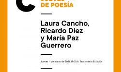 <i>11 de marzo (19h) </i><br><b>Jueves de Poesía </b><br>Cultura USJ <br>POESÍA