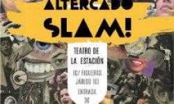 <i> 25 de mayo </i><br><b> Altercado Slam-Final Local <br></b> Noches de Poemia <br> POESÍA