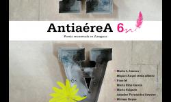 <i>6 de noviembre (18:30h) </i></br><b>AntiaéreA 6 </b><br>Lorena Álvarez, Sara Torres y Miriam Reyes <br>MÚSICA – POESÍA