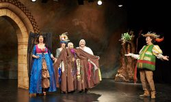 <i>12, 13 y 14 de marzo (19h) </i></br><b>Libro de Buen Amor </b><br>Teatro Guirigai <br>TEATRO COMEDIA