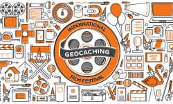 <i>17 de noviembre (12h) </i><br><b>GIFF </b><br>Geocaching International Film Festival 2019 <br>CINE