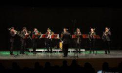 <i> 20 de diciembre </i><br><b> Ministriles del Siglo XXI </b><br>Nineties Trombone Ensamble </b><br> MÚSICA-CONCIERTO