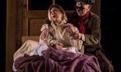 <i>29 y 30 de noviembre (19h) </i><br><b>Retablo de la Avaricia, la Lujuria y la Muerte </b><br>de Ramón María del Valle-Inclán </b><br> Teatro del Norte <br>TEATRO