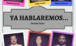 <i>23 de noviembre (19h) </i></br><b>Ya hablaremos… </b><br>Festival Eurodrama – Colectivo del Texto </br>LECTURA DRAMATIZADA