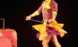 <i>30 y 31 de mayo</i><br><b> Cuando sea grande, quiero ser… <br></b> Teatro Xiré <br>TEATRO-DANZA-CLOWN