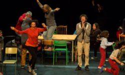 <i> Del 13 al 16 de septiembre  </i><br><b>Taller  intergeneracional de teatro <br></b>Impartido por la Cía. El Pont Flotant<br></b>TALLER DE TEATRO