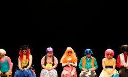<i> 20 de septiembre  </i><br><b>Where is down? <br></b> Cía. Danza Mobile & Yugsamas Movement Collective <br></b>DANZA