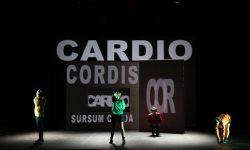 <i>4 y 5 de diciembre (19h) </i><br><b>CORAZONES, METEORITOS Y UNA ENFERMEDAD RARA</b><br>Azar Teatro <br><h5>TEATRO