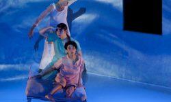 <i>11 y 12 de diciembre (18h) </i><br><b>LA VIDA DE LOS SALMONES </b><br>Karlik Danza <br><h5>DANZA INFANTIL – Ciclo Órbita Danza