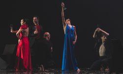<i>6 y 7 de noviembre (19h) </i><br><b>TODO LO BUENO OCURRE EN SILENCIO </b><br>Provisional Danza/Teatros del Canal <br>DANZA – Ciclo Órbita Danza