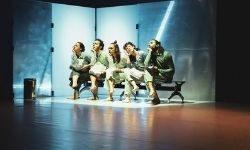 <i>11 y 12 de noviembre (19h) </i><br><b>COS A COS (E-111) </b><br>Fil d'Arena Dansa-Teatre <br>DANZA/TEATRO/CIRCO – Ciclo Órbita Danza